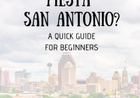 What is Fiesta San Antonio? A Quick Guide for Beginners.